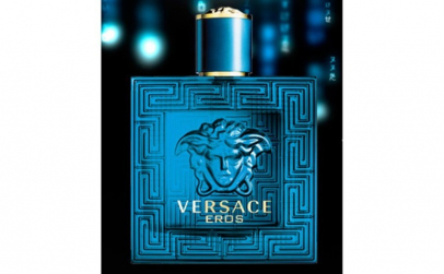 Apa de Toaleta Versace Eros, Barbati,