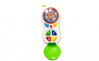 Telefon interactiv, educational pentru