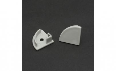 Capac terminal pentru profile aluminiu