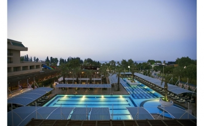 Crystal De Luxe Resort And Spa 5*