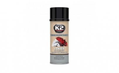 Vopsea spray etrier negru 400 ml, K2