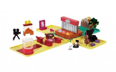 Set de joaca Mattel Mini Mixieqs sala