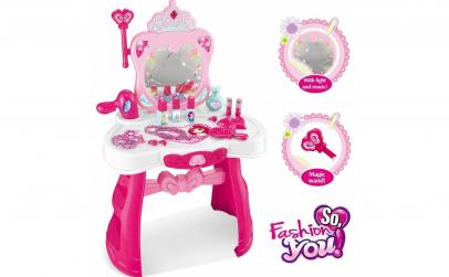 Masuta infrumusetare fetite + accesorii
