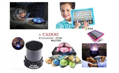 Broscuta proiector+ Tableta +STAR