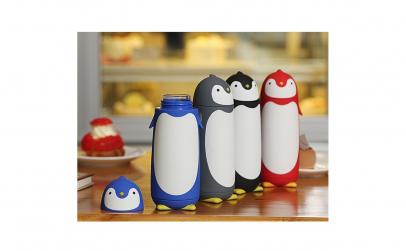 Termos Pinguin 280ml - negru