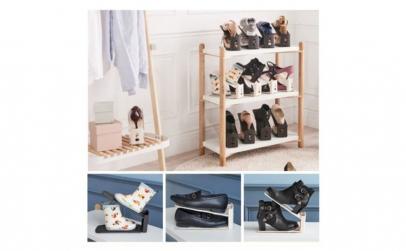 Organizator  pantofi Shoe Rack 6 bucati