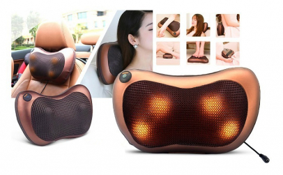 Aparat electric masaj tip perna-relaxare