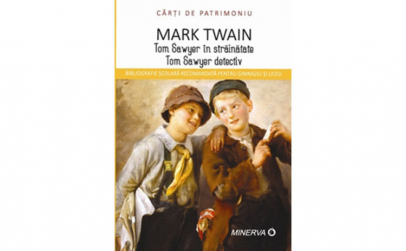 Tom sawyer in strainatate/Tom sawyer