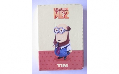 Husa Mini Ipad Minioni (Despicable Me)