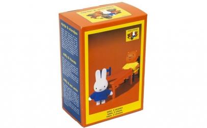 Set accesorii din plastic Miffy &