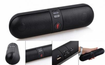 Boxa Portabila cu Bluetooth,mp3 si Radio