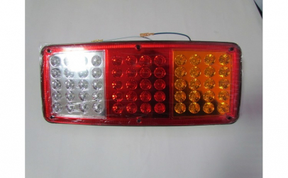 Stop camion 15 x 75 cu LED 24V