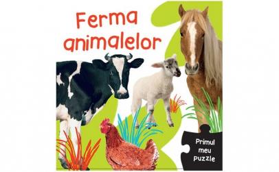 Ferma Animalelor - Eva Puzzle