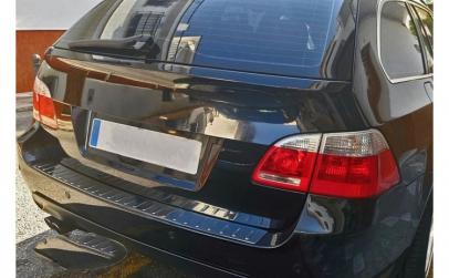 Ornament portbagaj crom BMW seria 5