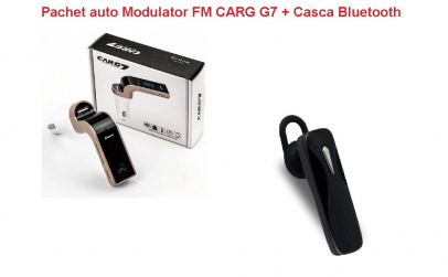 Modulator FM G7 + casca