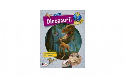 Enciclopedie Dinozaurii - 8-12 ani -