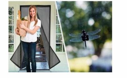 Aparat anti-daunatori + Perdea insecte