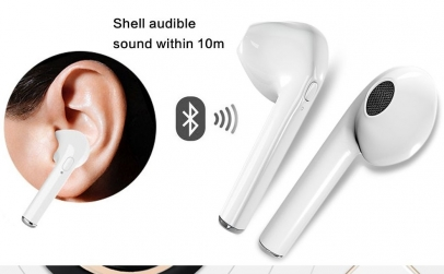 Casca mini wireless Bluetooth 4.1
