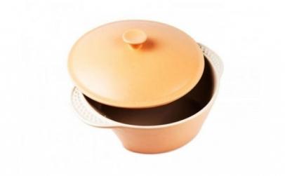 Cratita ceramica rotunda 2.5 Litri