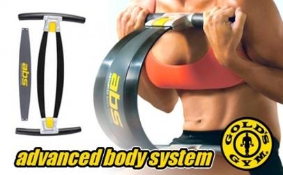 Gym Abs - pentru abdomen, brate