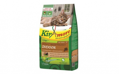 Hrana uscata pentru pisici KIRAmore Cat