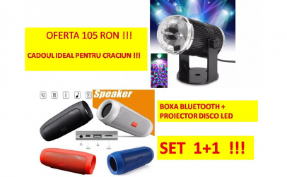 Boxa Bluetooth