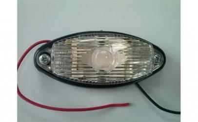Lampa laterala GAB  G02 alba