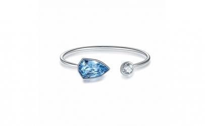 """Bratara """"Diamond Shape"""" cu Swarovski®"""