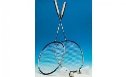 Set 2 palete de badminton