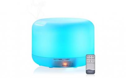 Difuzor aromaterapie Aroma Diffuser, 16