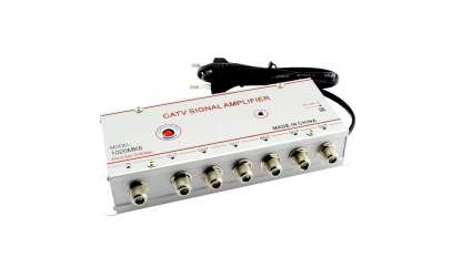 Amplificator Semnal CATV 6 Iesiri 220V