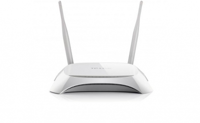 Router wireless 3G 300Mbps cu doua