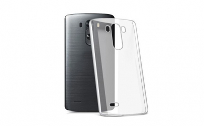 Husa LG G3 Flippy Tpu Transparent