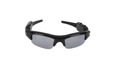 Ochelari spion cu camera HD, negri
