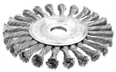 Perie abraziva circulara din sarma 180