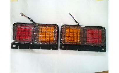 Lampa stop camion leduri 24V COD: 064