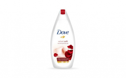 Gel de dus crema  Dove Velvet Soft 250ml