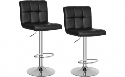 Set 2 scaune bar Inaltime spatar