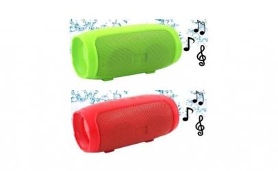 Boxa Bluetooth, 2 difuzoare, 3W