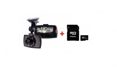 Camera auto portabila+Card MicroSD 32GB