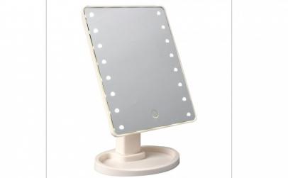 Oglinda cu LED - Patrata