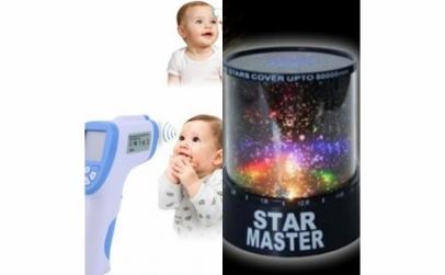 Termometru cu infrarosu + cadou