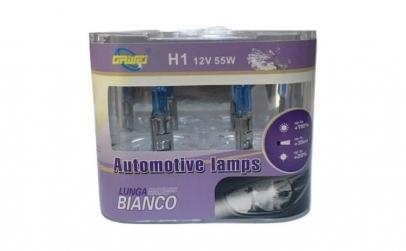 Set 2 Bec Auto 12V,55W H1 Halogen