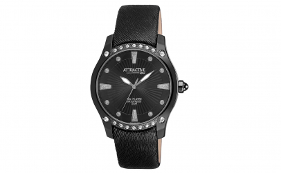 Ceas de dama Q&Q Urbanity Simple Black