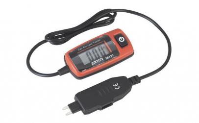 Tester sigurante Mini 0 10A Amperimetru