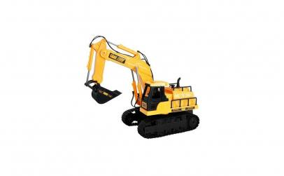 Excavator cu telecomanda