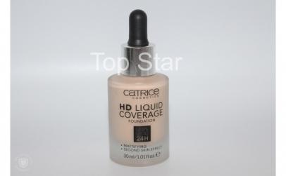 Fond de ten mat Catrice HD Liquid