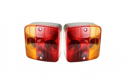 Lampa stop patrata TR004