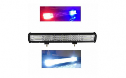 Led Bar 288w POLICE, Lumina 7D