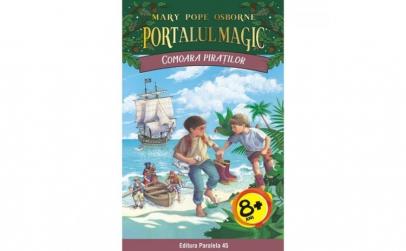Portalul magic 4: Comoara piratilor -